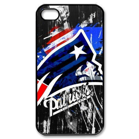 New England Patriots  iPhone Black Case Cover - Shopazon Central