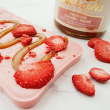 Strawberry & Prosecco Caramel