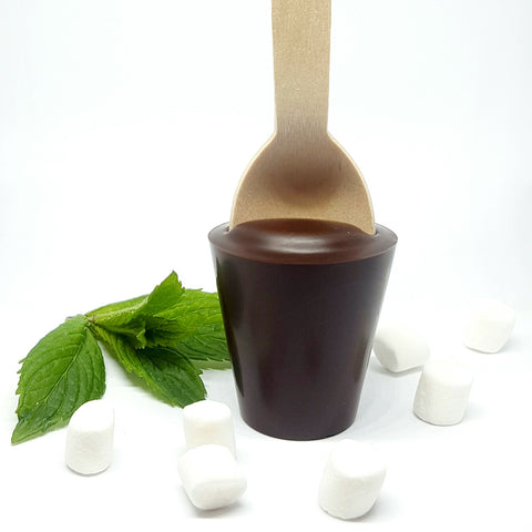 Dark Peppermint Stirrer