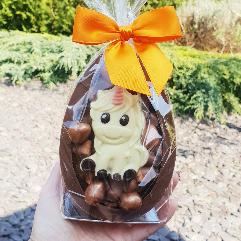 Build-Your-Own Rocky Road Easter Egg - Unicorn