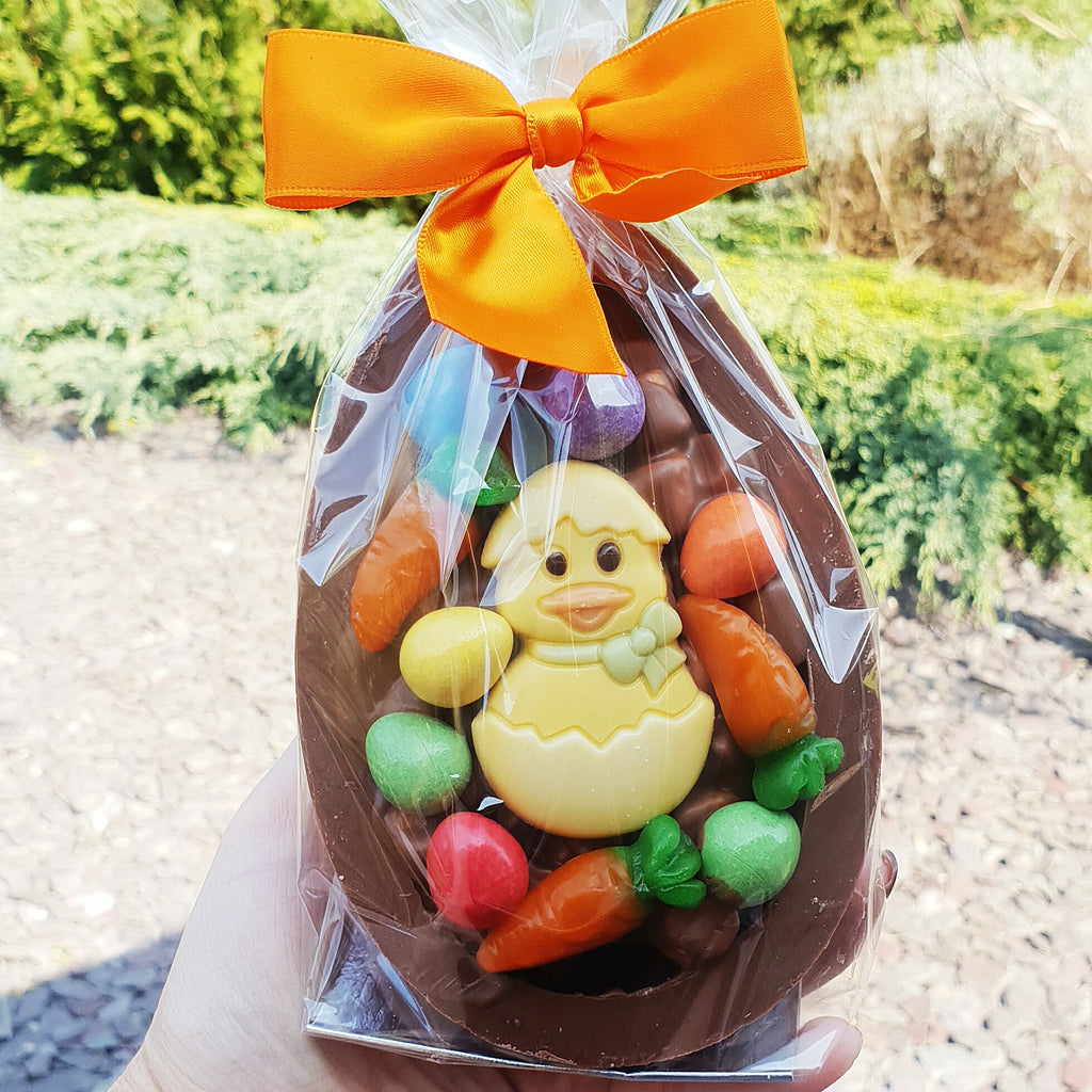 Build-Your-Own Rocky Road Easter Egg - Duck
