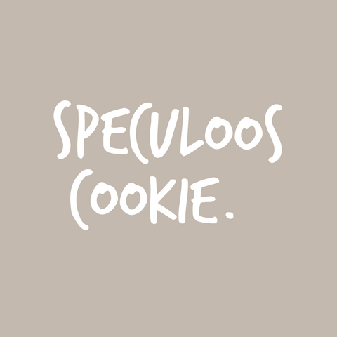 Speculoos Cookie BYTEZ.