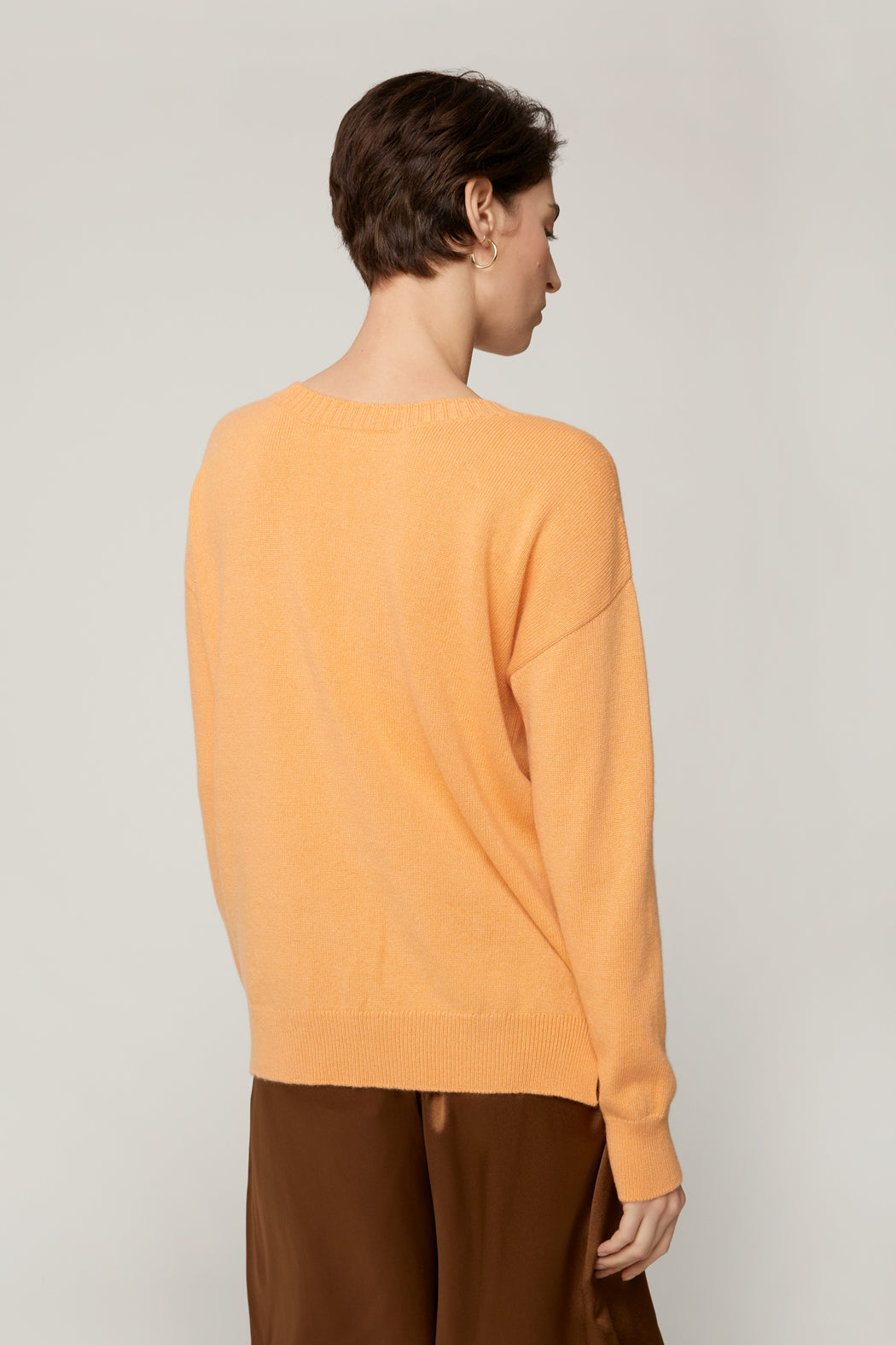 Reversible V, Orange Sherbet