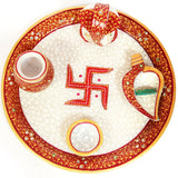 Traditional Pooja Plate