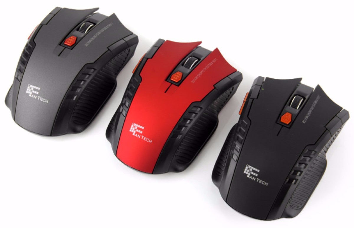 24ghz Wireless Gaming Mouse By Fantech The Mac Stop Iron Man Game