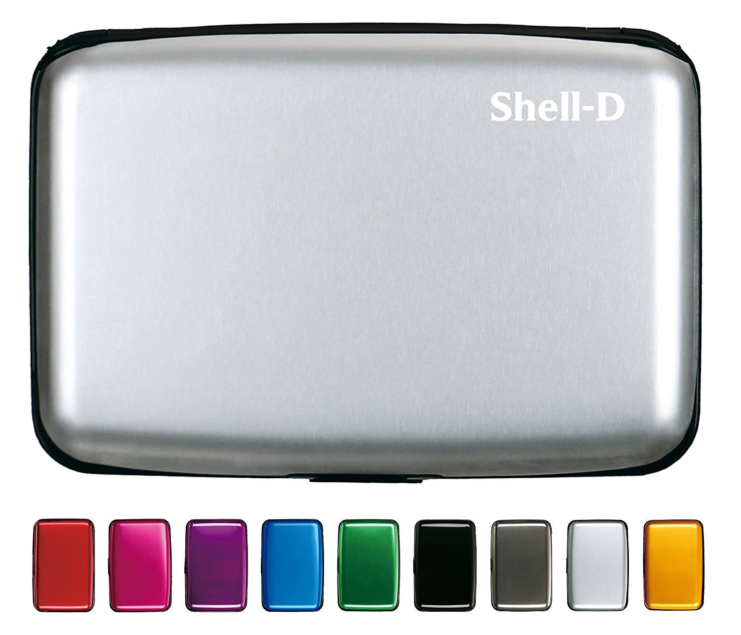 Shell D RFID Blocking Credit Card Protector The Mac Stop