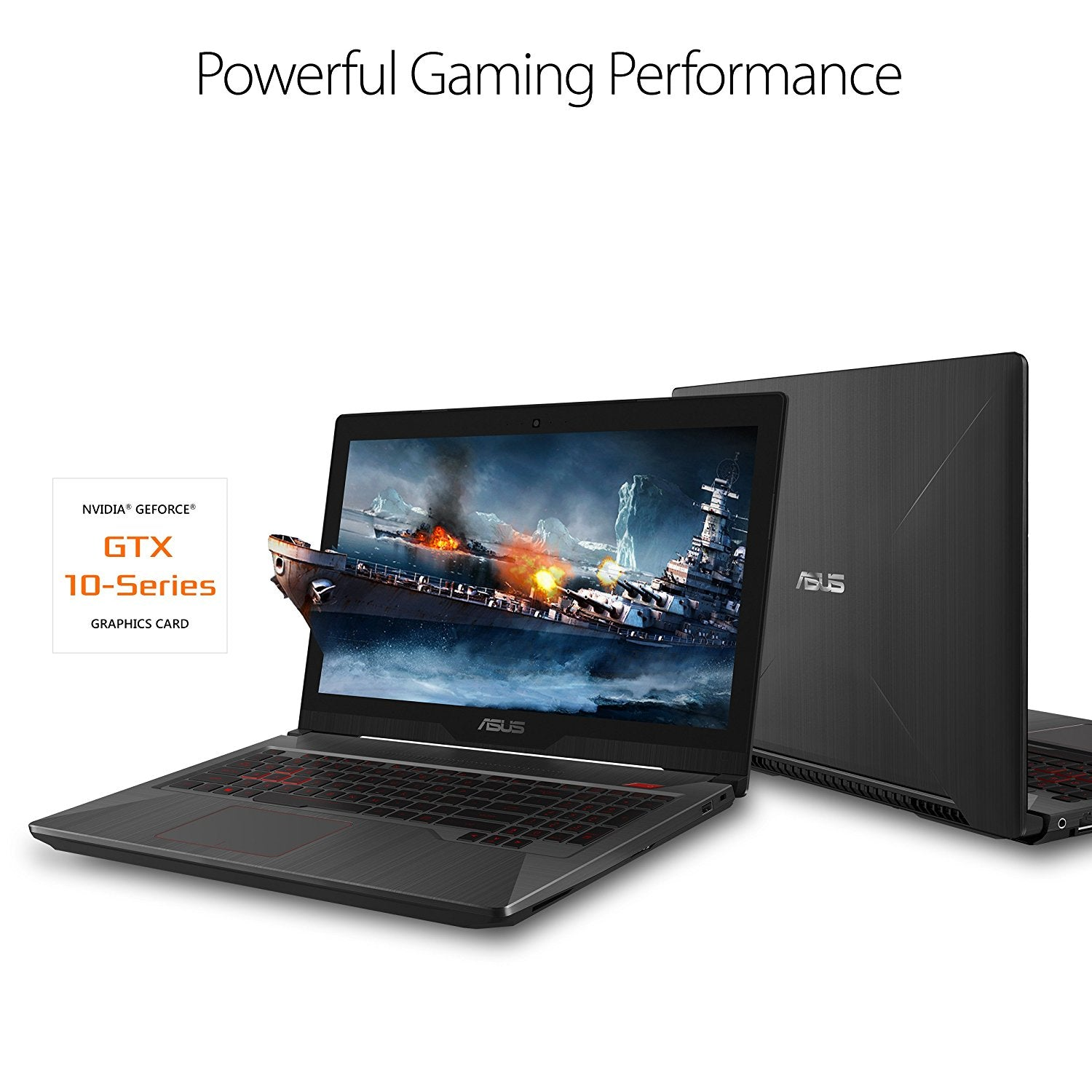 Asus Fx503vm 15 6 Powerful Gaming Laptop 2 8 Ghz Intel Core I7 7700h The Mac Stop