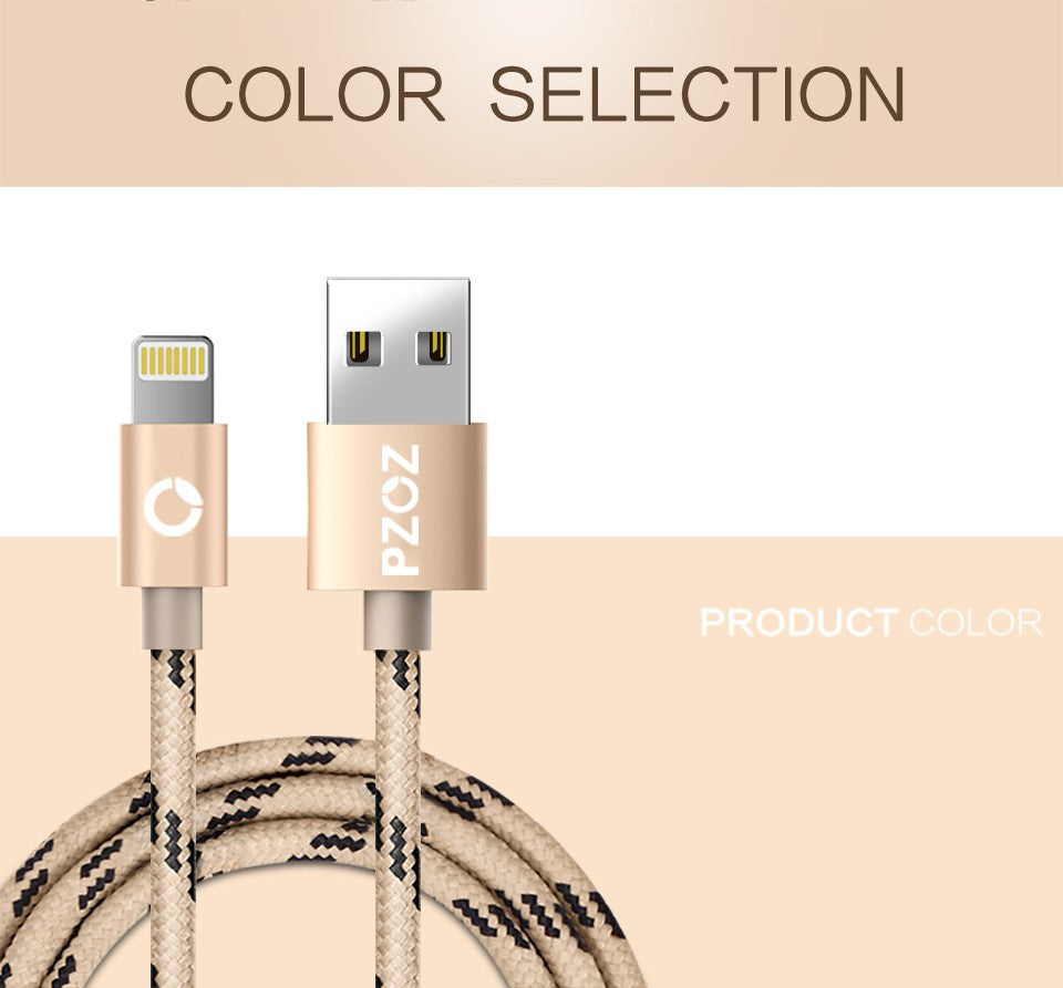 Fast Charger Lightning Usb Cable For Iphone 6 S Plus 5 5s Kabel Data 2 In 1 Micro Ipad Air