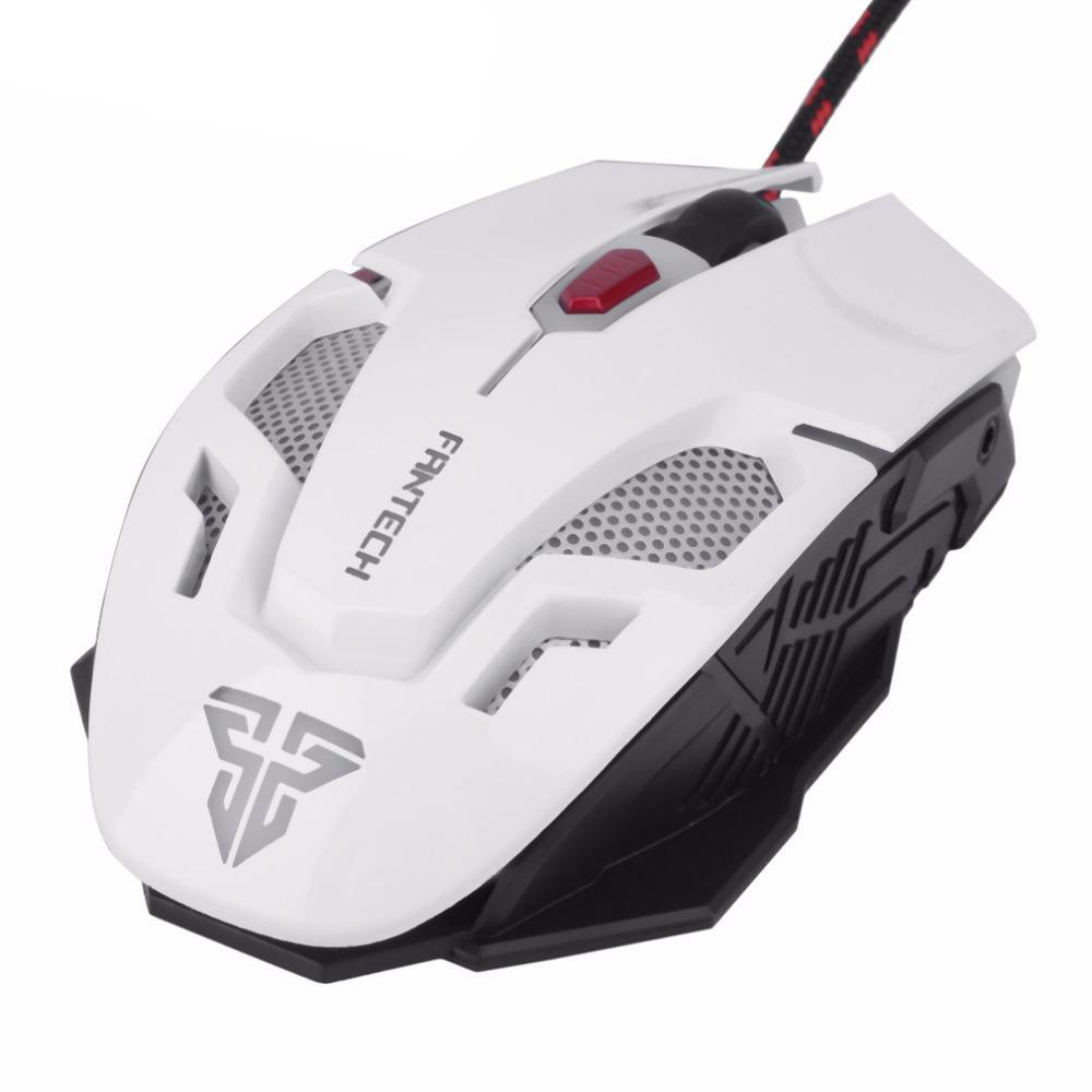 Wired Gaming Mouse - 5 Buttons Scroll Wheel - The Mac Stop