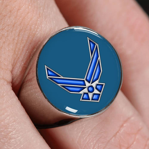 Air Force Signet Ring