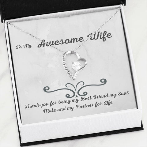 Awesome Wife Necklace