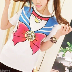 Kawaii Sailor Moon T-Shirt