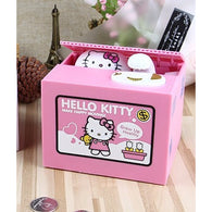 Hello Kitty Moving Coin Bank
