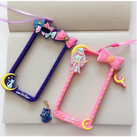 Sailor Moon Border Phone Cases For iPhone