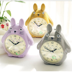 Kawaii Totoro Quartz Table Clock