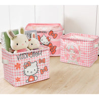 Hello Kitty & Friends Cloth Storage Cube