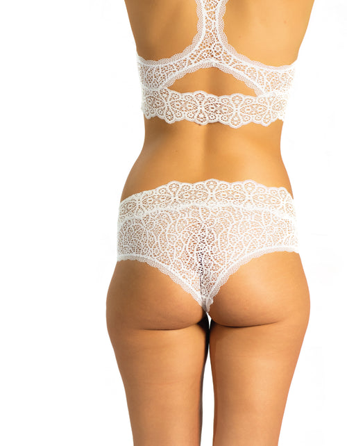 eco-lace cheeky panty