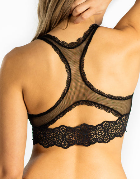 eco-lace bralette
