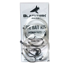 BlacktipH Live Bait Rigs - Medium