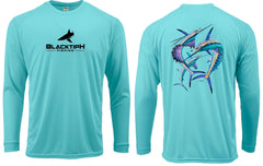 "BlacktipH ""Atlantic Billfish"" Performance Long Sleeve - ft. Carey Chen"