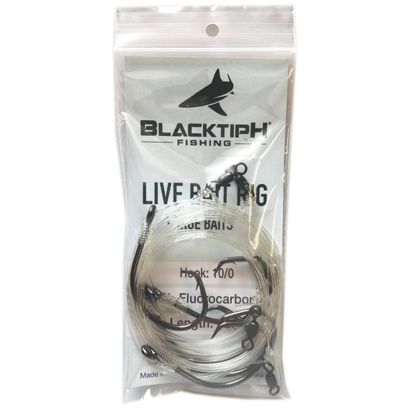 BlacktipH Live Bait Rigs - Large