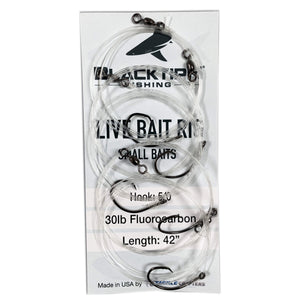 BlacktipH Live Bait Rigs - Small