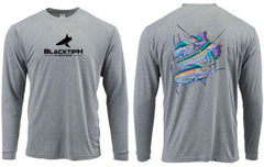 "BlacktipH ""Billfish World"" Performance Long Sleeve - ft. Carey Chen"