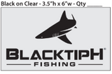 BlacktipH Decal