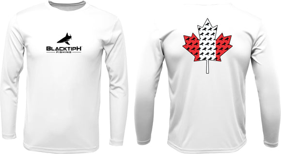 BLACKTIPH PERFORMANCE SHIRT MAPLE LEAF EDITION