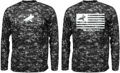 BlacktipH Performance Digital Camo Shirt