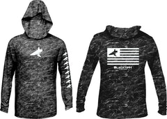 BlacktipH Patriotic Performance Hoodie
