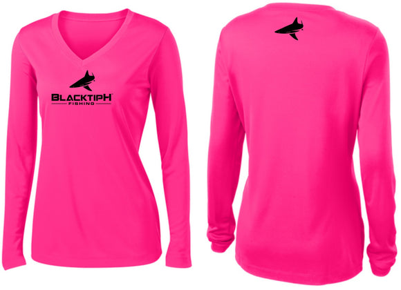BLACKTIPH LADIES PERFORMANCE LONG SLEEVE