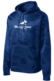 BlacktipH Performance Sweater Limited Royal Blue Camo Edition