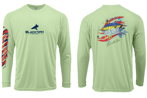 BLACKTIPH TUNA PERFORMANCE SHIRT- 4th OF JULY EDITION