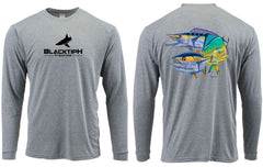 "BlacktipH ""Game Fish Slam"" Performance Long Sleeve - ft. Carey Chen"