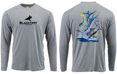 "BlacktipH ""Pelagic Goals"" Performance Long Sleeve - ft. Carey Chen"