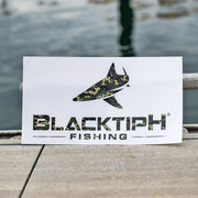 BlacktipH Camo Decal - Large