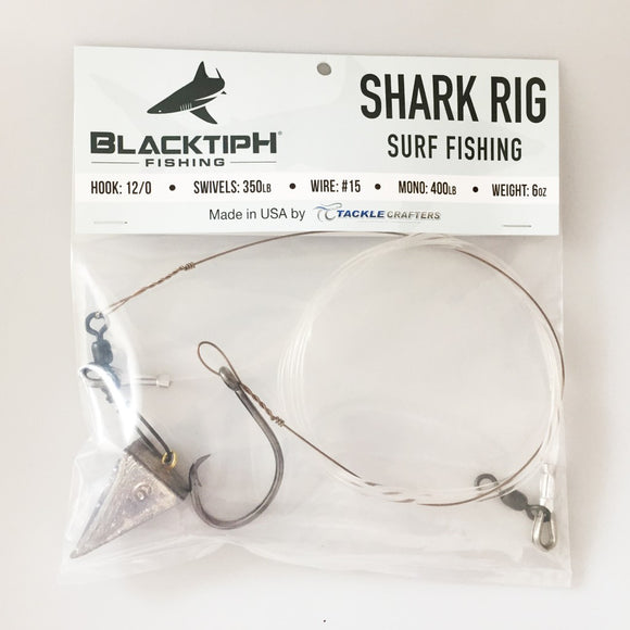 BlacktipH Surf Fishing Shark Rig