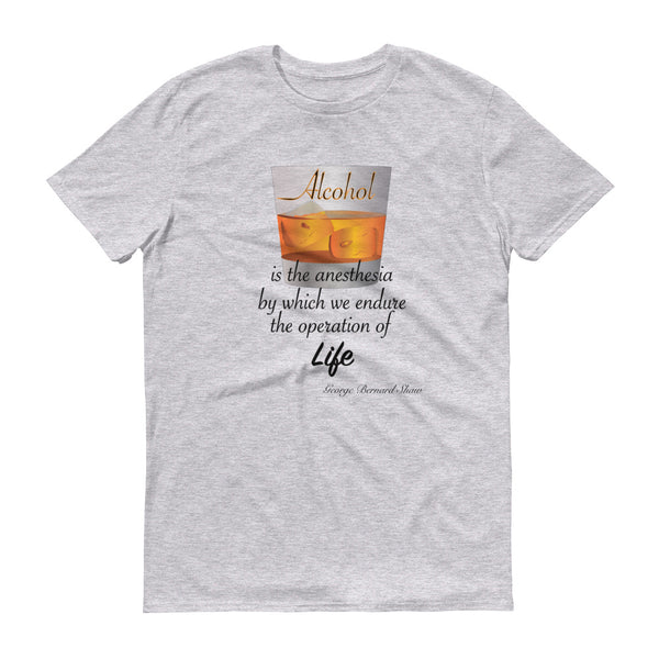 Shaw Quote Short-Sleeve T-Shirt
