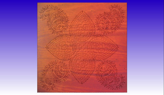 Hindu Wall Art -  3D CNC Vector Art