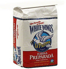 White Wings Flour Tortilla Mix 4 Lb Mo Central Delivery On Demand