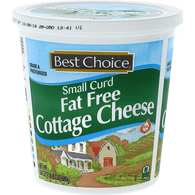 Best Choice Nonfat Cottage Cheese