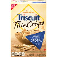 Triscuit Thin Crips Crackers