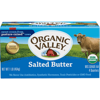 Organic Valley Salted Butter