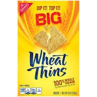 Big Top Wheat Thins Snacks