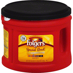 Folgers Coffee, Ground, Medium, Special Roast