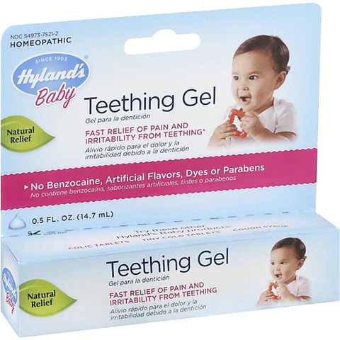 Hylands Baby Teething Gel