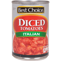 Best Choice Italian Diced Tomatoes
