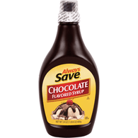 Always Save Chocolate Syrup