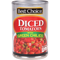 Best Choice Tomato/Green Chili